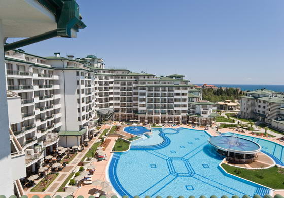 Эмеральд (Emerald Resort & SPA 5*), курорт Равда